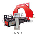 SJC315/SJC630/SJC800/SJC1000 Multi angle band saw fitting fabrication machines
