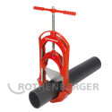 Tools: Rocut XL pipe cutter use in gas pipeline (made in Germany)