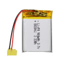 lithium polymer battery 803040 900mah 3.7v lipo battery for pos machine beauty equipment