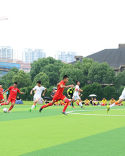 VIVATURF Serves Top-level Football Club in China