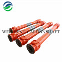 SWC315B-3310 cardan shaft/ universal joint shaft used in 850 strip rolling mill