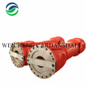 SWC550A-3200 cardan shaft/ universal joint shaft used in hot strip rough rolling mill