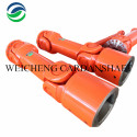 Wide Plate Mill Cardan Shaft/ universal joint shaft SWC490B-3500
