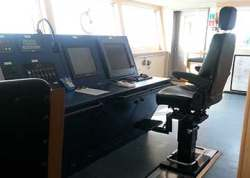Pilot Chair Seats in 5100DWT
