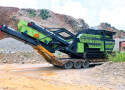 MC-H series Hammer Mobile Crusher