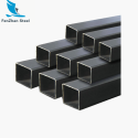 JINZHOU building material Q195/Q235 erw welded 1x1 square steel tubing high quality square tube