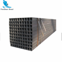 hot dipped Galvanized Square Steel Pipe / Tube for building material