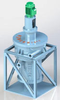New Type Single Stage Centrifugal Extractor with SS304 Stainless Steel Material